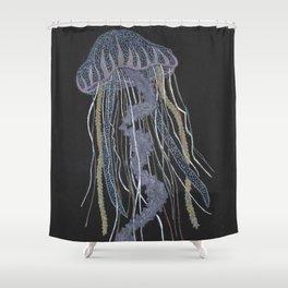 u jelly? Shower Curtain