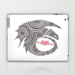 Toothless Circle Art Laptop & iPad Skin