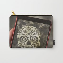 Scary Selfie Carry-All Pouch
