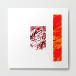 Washi *2 Metal Print
