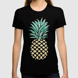 Gold Pineapples T-shirt