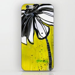 In Your Face iPhone Skin