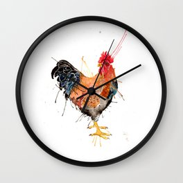 Mr Rooster  Wall Clock