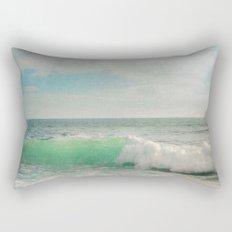 The Painted Sea Rectangular Pillow