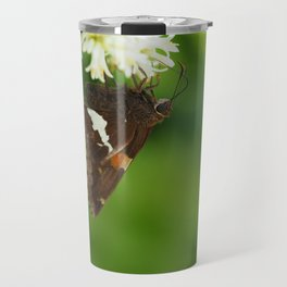 Feasting Butterfly Travel Mug