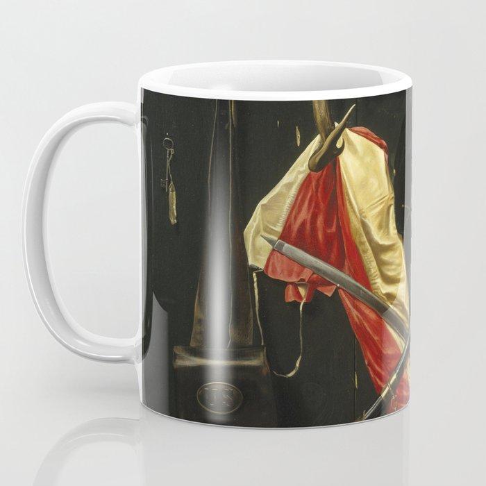 Emblems of the Civil War by Alexander Pope Coffee Mug