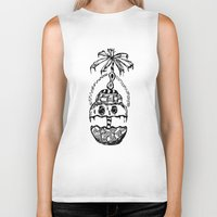 easter Biker Tanks featuring Easter by Kara Art