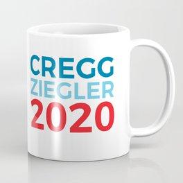 CJ Cregg Toby Ziegler 2020 / The West Wing Coffee Mug