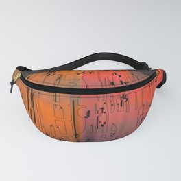 Planetary Moods 3 / 04-09-16 Fanny Pack