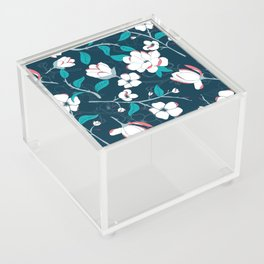Southern Charm - Manolias Acrylic Box