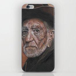 Willie iPhone Skin