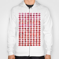 Lips Quote Hoody