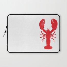 Watercolor Lobster Laptop Sleeve