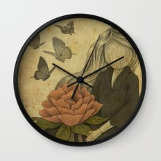 Fragranced Wall Clock