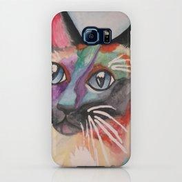 Rainbow Kitty iPhone Case