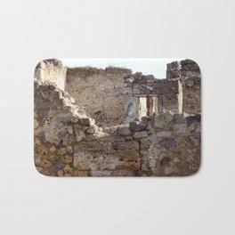 Pompeii Ancient Dwelling - 1 Bath Mat