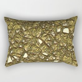 Jagged Stone 3B Rectangular Pillow