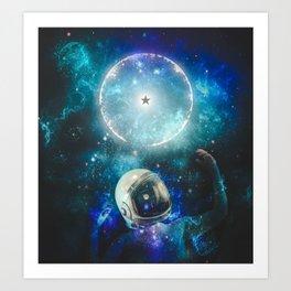 See You, Spaceman Art Print