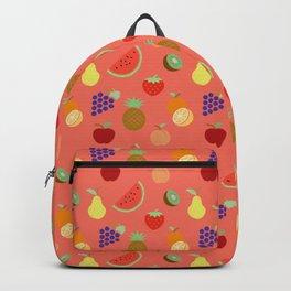 CHALKBOARD FRUIT Backpack
