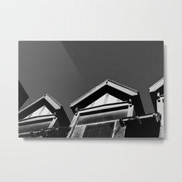 Double Peaks Metal Print