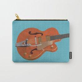 Gretsch Chet Atkins Guitar polygon art Carry-All Pouch