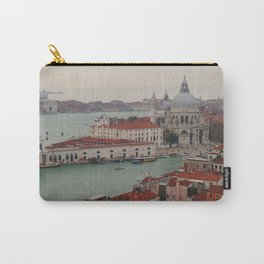 Venice view from the Campanile of San Marco Carry-All Pouch