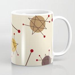 Atomic Era Autumn Coffee Mug
