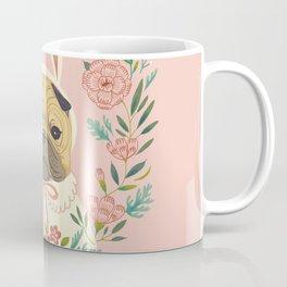 Bunny Pug Coffee Mug
