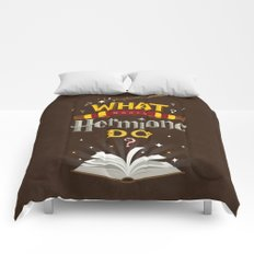 What Would Hermione Do? Comforters