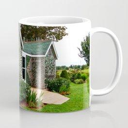 Bottle House Coffee Mug
