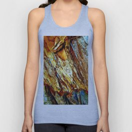 Colorful Nature 1 Unisex Tank Top