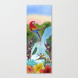 Brasil Canvas Print