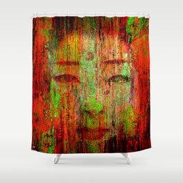 The secret of miss Kobayashi Shower Curtain