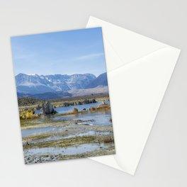 Mono Lake Tufa, No. 5 Stationery Cards