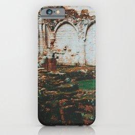 Ruins of Culross iPhone Case