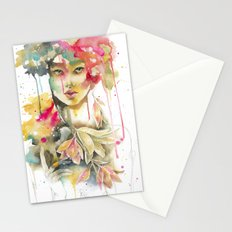 THE MIND IS EVERYTHING. WHAT YOU THINK, YOU BECOME. ~ The Buddha Stationery Cards