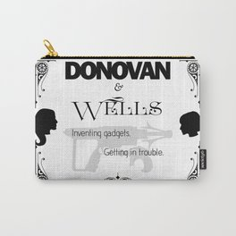 Donovan & Wells Carry-All Pouch