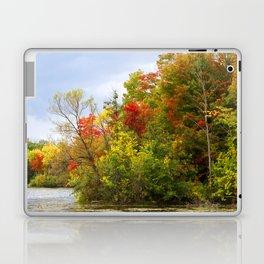 Leaning into Autumn Laptop & iPad Skin