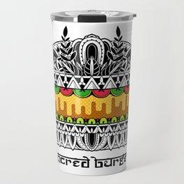 Sacred Burger Travel Mug