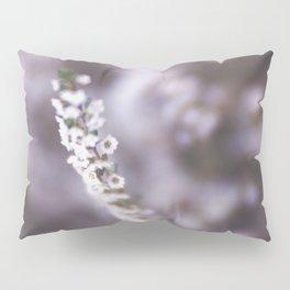 The Smallest White Flowers 02 Pillow Sham