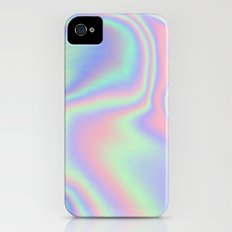 Iridescent  iPhone (4, 4s) Slim Case