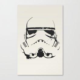 Troop Canvas Print