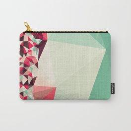 Poppy Field Tris Carry-All Pouch