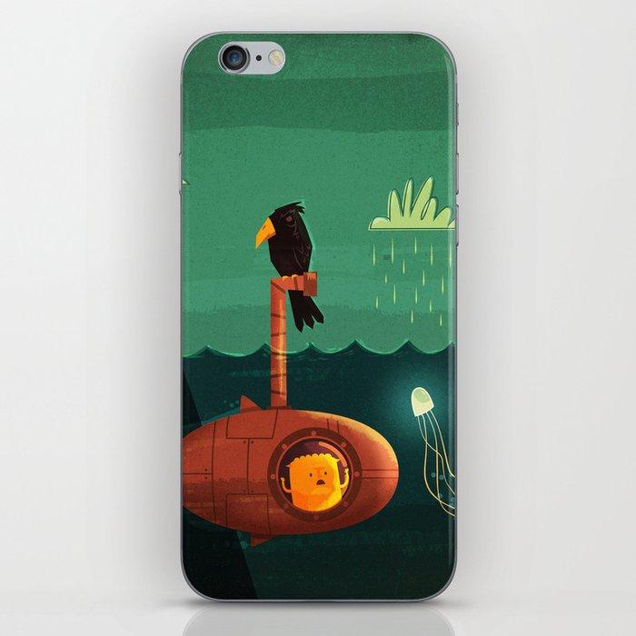 Submarine iPhone Skin