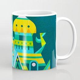 Structura 7 Coffee Mug