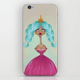 Princess Whimsy  iPhone Skin