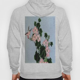 Blossoming nature Hoody