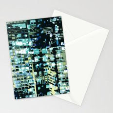 City Never Sleeps 1 Stationery Cards