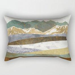 Winter Hills Rectangular Pillow