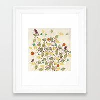 autumn Framed Art Prints featuring Autumn by Kakel